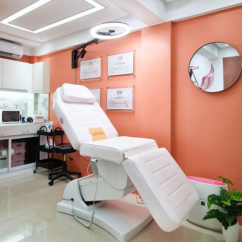 Brow Designery Treatment Area