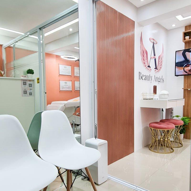 Brow Designery Waiting Area